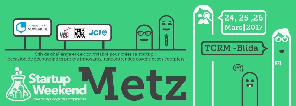 StartUp Week-End Metz